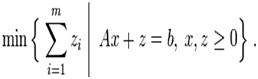 Gleichung Simplex