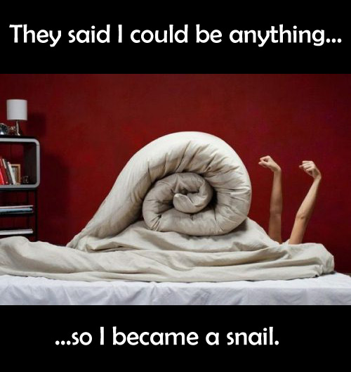 Bed Snail