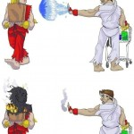 Streetfighter in Real Life